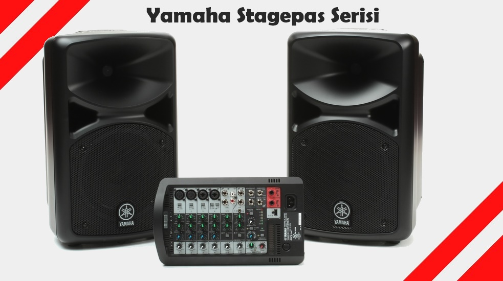 Yamaha stagepas 400i ve Stagepas 600i İnceleme