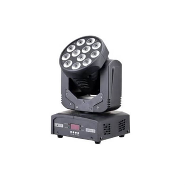 Stager Wash-12 - Led Wash Moving Head Robot Işık