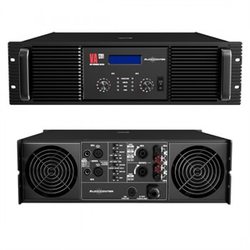 Audiocenter VA-1201 Power Anfi 2x1800 Watt