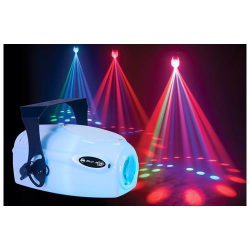 Amerikan Dj Jelly Jewel LED Sese Duyarlı