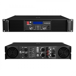 Audiocenter VA-601 Power Anfi 2x900 Watt