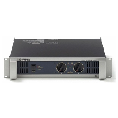 Yamaha P2500S Power Anfi 2x390 Watt