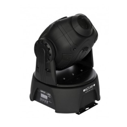 Eclips Spin-30 - 30 Watt Power Led Gobo Moving Head Işık