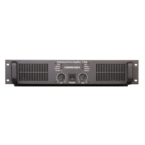 Startech Omcron P-1000 Power Anfi 2x500 Watt