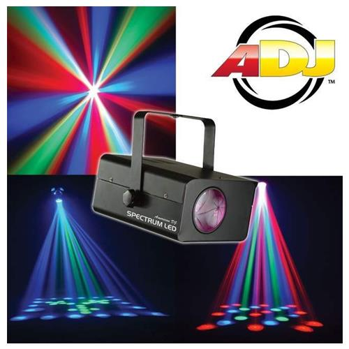 Amerikan Dj Spectrum FX2 Led