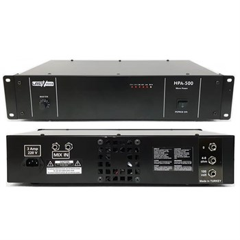 Lastvoice Hpa-500 Power Anfi 500 Watt 100V Hat Trafolu
